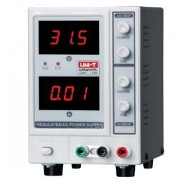 UNIT - UTP 3315 TFL 0-30Volt  0-5 Amper - Ayarlanabilir Güç Kaynağı